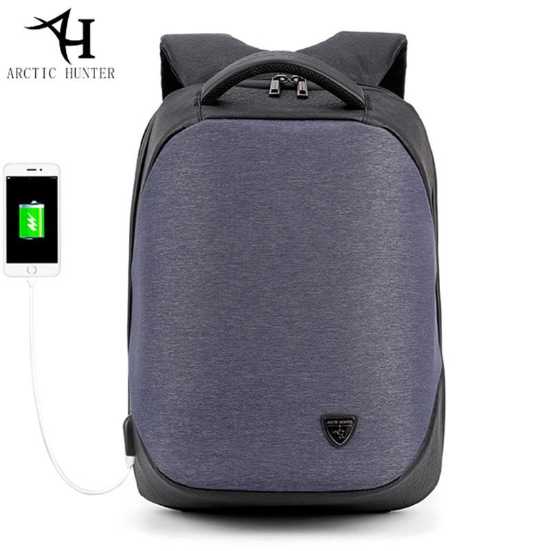 ARCTIC HUNTER High Quality men Casual fashion Laptop Backpack Women Waterproof School Backpacks For Teenage Girls Back Pack Bag fashion women backpack for school teenagers girls boys school bag ladies backpack men back pack for 15 6 laptop high quality