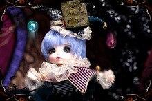 OUENEIFS féerie pukifee ZIO bjd 1/8 corps modèle reborn baby filles garçons poupées yeux Haute Qualité toys boutique make up