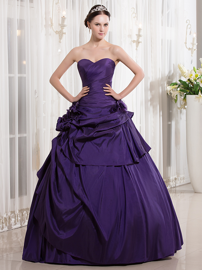 High Quality Silk Ball Gown Promotion-Shop for High Quality ...