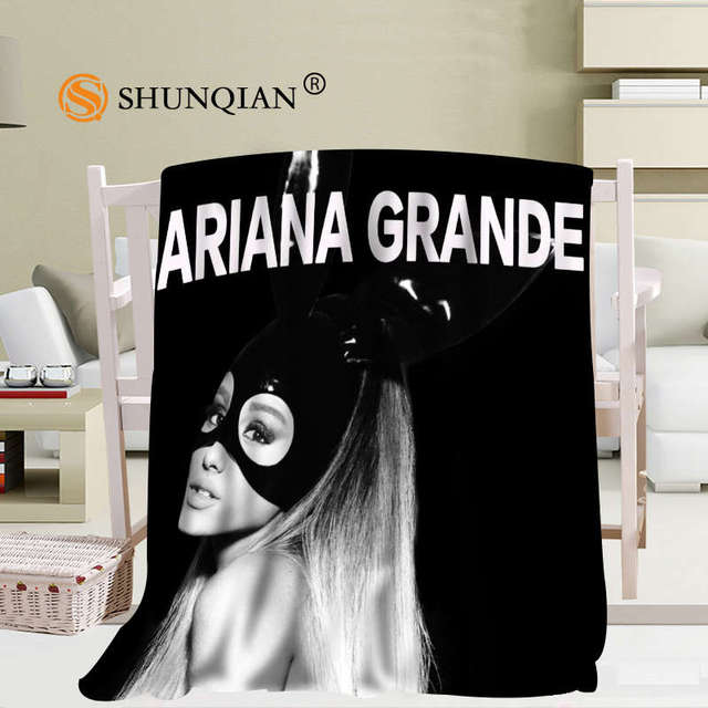 Ariana Grande Blanket Crochet Blanket Ideas 2019