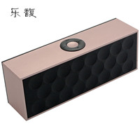 New2017 Wireless Audio Metal Colorful Stereo Dual Horn Gift Outdoor Sports Convenient Card Bluetooth Speaker 6