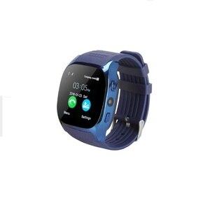 Image 3 - Stepfly reloj inteligente T8 con Bluetooth, dispositivo con cámara, Facebook, Whatsapp, compatible con tarjeta SIM, TF, llamadas, teléfono Android, PK DZ09 Q18