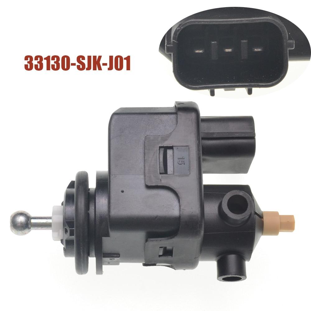 Headlight Adjust Unit Box 33130-SJK-J01 For Acura RL 2005 - 2012 33130SJKJ01 43 2012