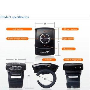 Image 5 - Smart Wireless 2.4G Anello di Barretta Del Mouse con Funzione di Anello Presentatore per Il Computer Portatile Notebook Pc con Trasporto Libero