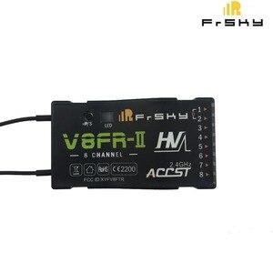 Feiying FrSky V8FR-II 2,4 ГГц 8 каналов приемник ACCST HV версия