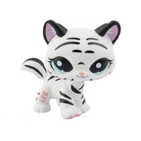 New LPS Lovely Toys Animal Cartoon Cat Dog Action Figures Collection Kids Toys Gifts