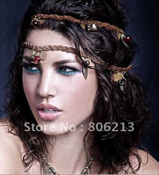 Fashion  hair accessory /Hot sale  bridal headwear /cocktail party/adult costume or club party