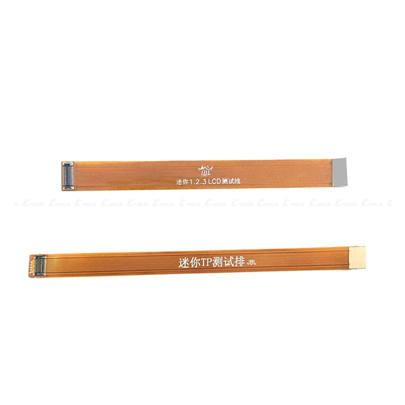 New High Quality LCD Display Test Touch Screen Extension Tester Flex Cable For IPad 2 3 4 Air Mini 1 Mimi 2 Mini 3