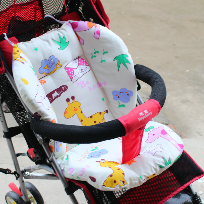 baby stroller support cushion stroller accessories liner 5 point harness high chair baby. Black Bedroom Furniture Sets. Home Design Ideas