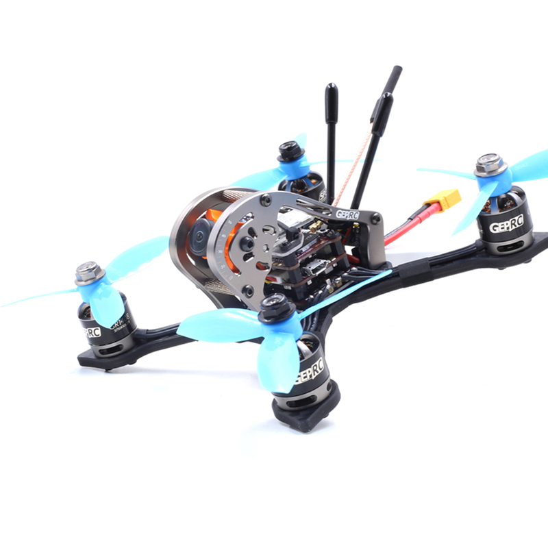 цены на Hot New GEPRC Sparrow V2 MX3 139mm FPV Racing RC Drone w/ F4 20A BLHeli_S 48CH Runcam Micro Swift BNF PNP Multicopter DIY Models