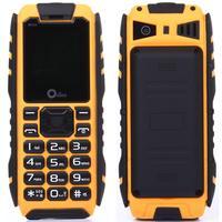 IP67 прочный водонепроницаемый телефон Мощность банк Две сим-карты оригинальный xp7 GSM мобильный телефон для пожилых людей русская клавиатура ...