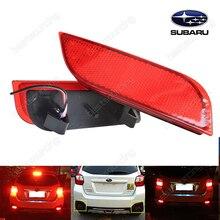 2X26 SMD красный светодиод бампер Отражатели Хвост Стоп тормозной Subaru Exiga Наследие XV (подходит: subaru)