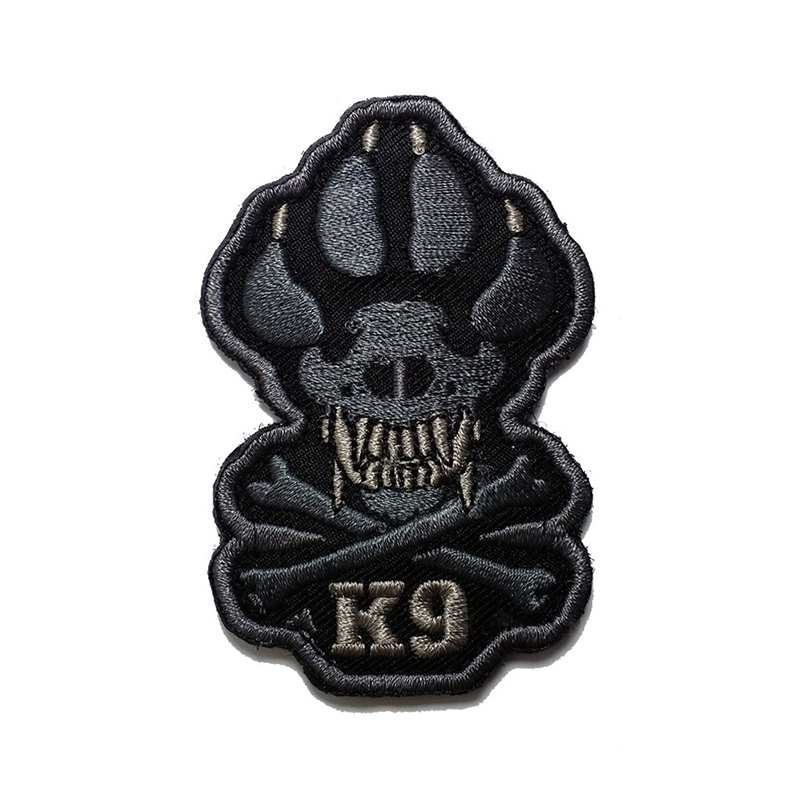 Worldwide delivery k9 patch in NaBaRa Online