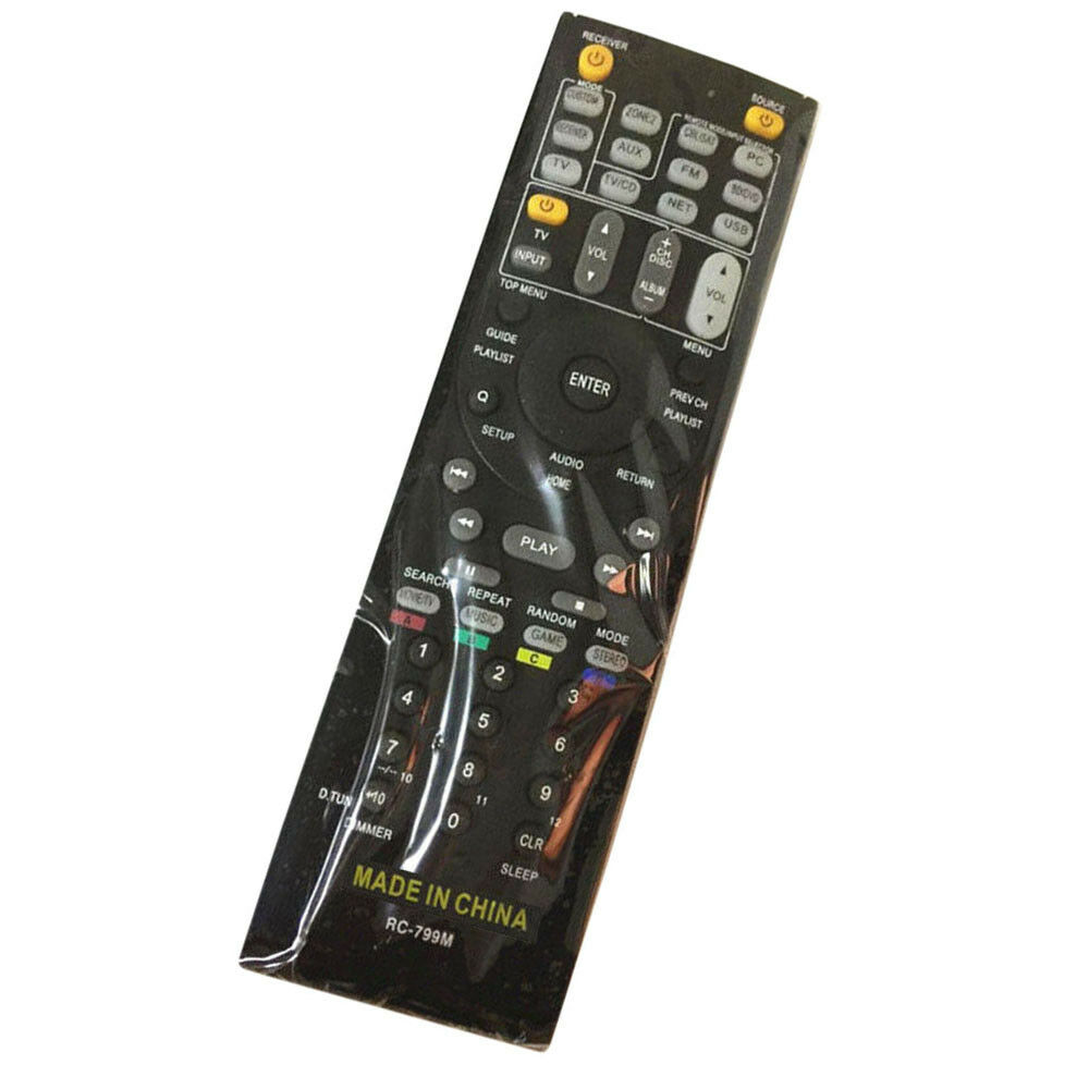 Control remoto para ONKYO HT R990 HT S894 HT L970 HT SR304E HT T340S HT R820THX TX SR803B HT L970 RC 651M Receptor AV control remoto|controles remotos|   - AliExpress