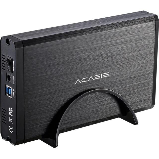 High Quality ACASIS USB 3.0 HDD Enclosure SATA Interface 3.5 inch 2.5inch Hard Drive Case aluminum hard disk Box Support 6TB
