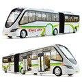 Модель автобуса сплава 1:43 сплав высокой моделирования детские развивающие игрушки со звуком и вытяните назад автомобиль, бесплатная доставка