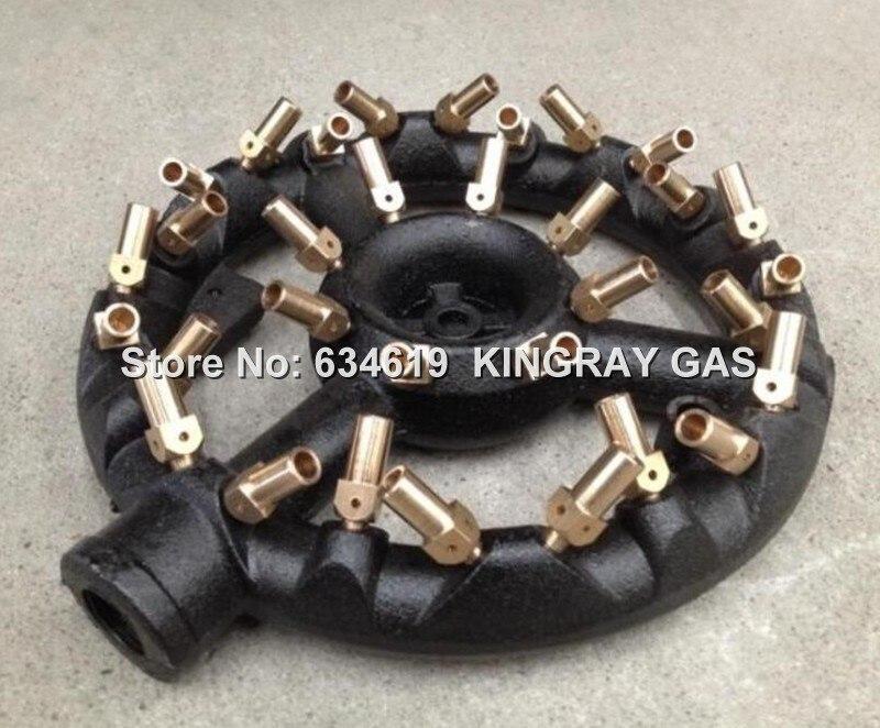 Apw Wyott 2065900 Cast Gas Hot Plate Burner