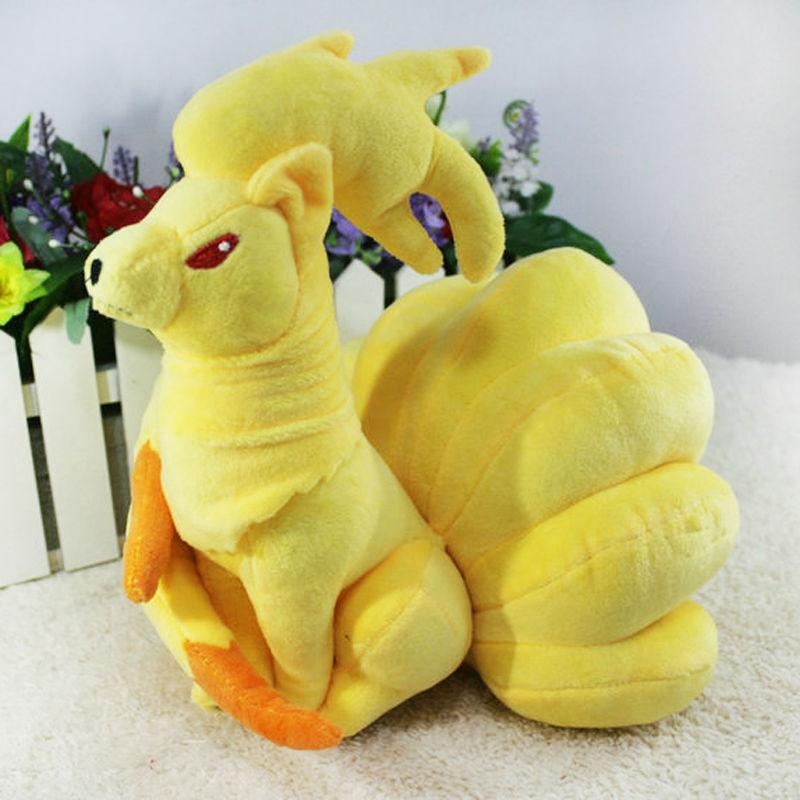 Toys Are Us Stuffed Animals : Pokemo plush toys ninetales fox stuffed animals soft