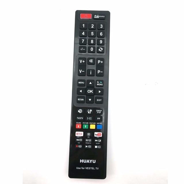 Uzaktan kumanda için uyumlu kullanım VESTEL TV RC 2040 RC 2140 RC 1045 RC 1241 RC31277 RC 1050 FH 07 RC 1940 RC 2240 RC2440 RC2441