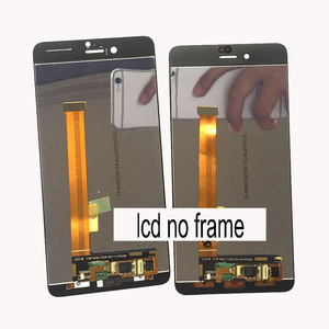 Image 2 - Original For ZTE Nubia Z11 MiniS NX549J LCD Display Touch Panel Screen Digitizer Assembly with Frame For Z11 mini S Sensor