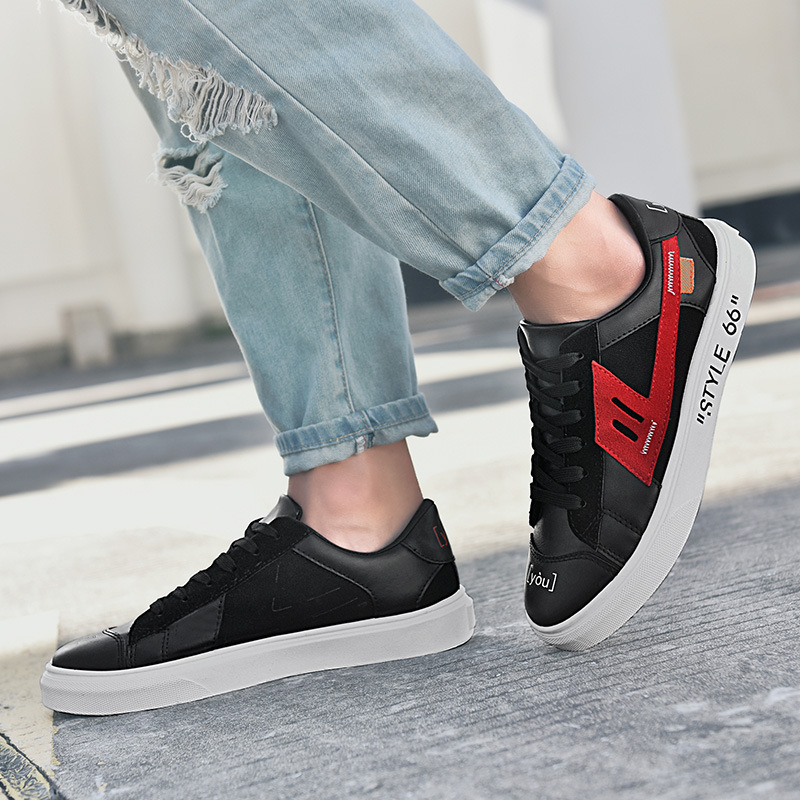 Wen toile chaussures blanc haut haut peint à la main chaussures papillon fleurs herbe Design Original Graffiti baskets grande taille lacé plat - 3