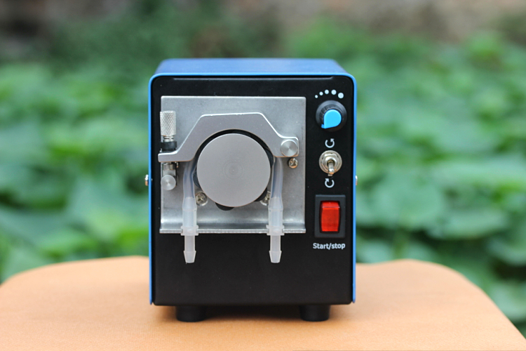 Peristaltic Pump machine Large flow anti corrosion adjusted pump strong suction pump stepper motor pump taifu pump 4stm2 10