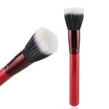 цена на 1PCS Single Soft Makeup Brush Cosmetic Flat Angled For Facial Concealer Foundation Blusher Eye shadow Powder Liquid Cream Brush