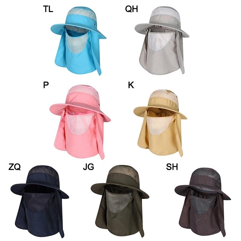 Fishing Backpack Womens Summer Hat
