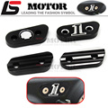 Hot sales CNC Aluminum Motorcycle Chain Inspection Cover For Harley Sportster XL883 XL1200 2014 2015 2016 Protector 4 styles