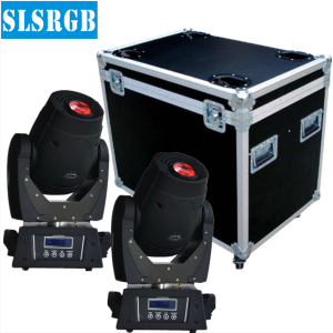 2pcs/lot with flight case Nigh