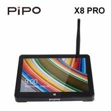 Original PIPO X8 Pro Z8350 Quad Core Dual Boot 7 INCH Tablet Mini PC Windows 10 HDMI 2G/32G WIFI TV box Android 5.1 in Stock