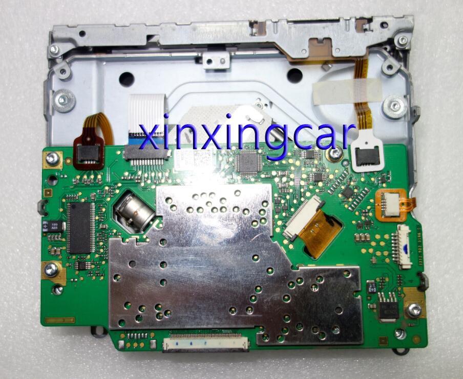 DVD M5 DVD navigation loader for VW Magotan RNS510 MK4 SAAB car DVD loader