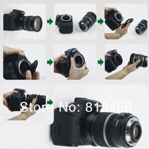 Image 4 - 10 adet 58mm Makro Ters lens adaptörü Halkası 49 52 55 62 67 72 77mm CANON EOS EF montaj 650d 60d 6d 7d 5d mark ii iii 1ds 1200d