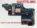 Original 641575-001 para hp pavilion dv7 dv7-6000 series laptop motherboard dsc hd6470/512 mainboard 100% probó garantía de 90 días