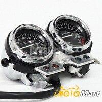 Motorcycle Gauge Clocks Speedometer Odometer Instrument Assembly Kit For Honda CB 400 CB400 sf 1993 1994 NC31