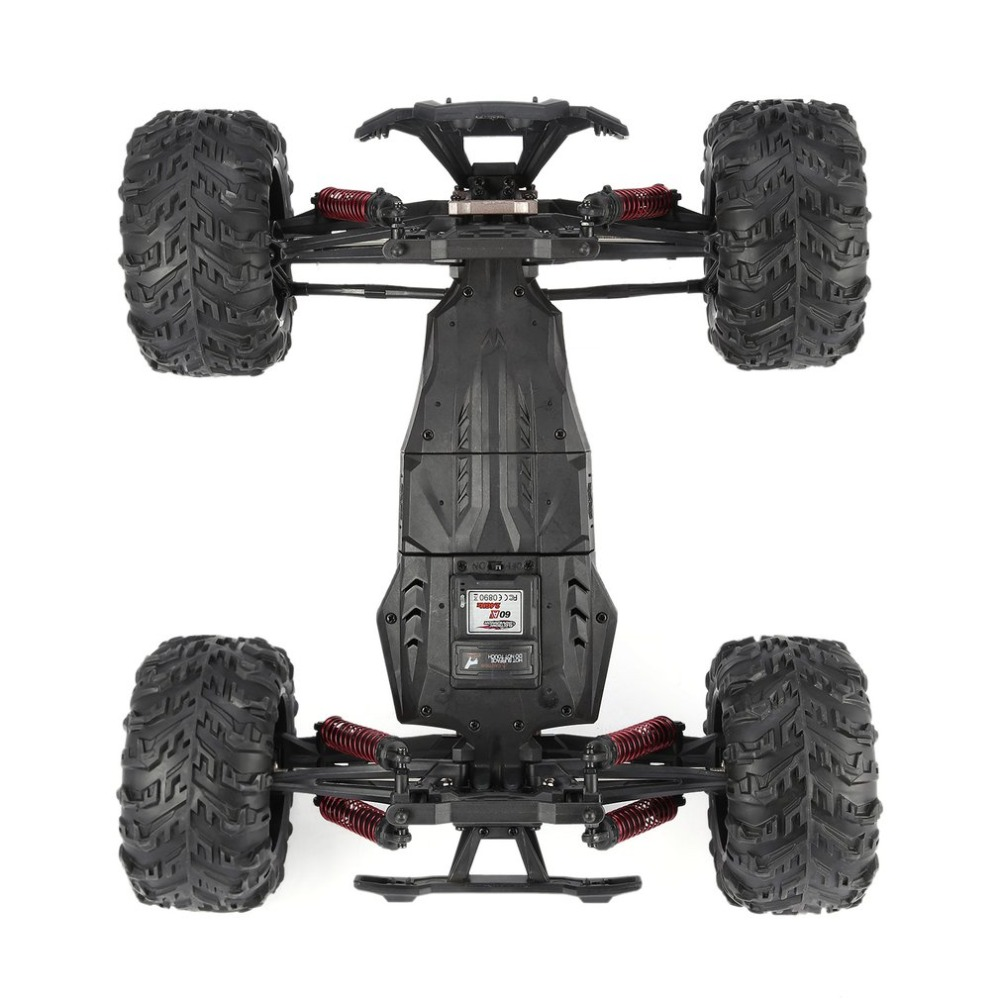 9125 1/10 2.4G 4WD 46 km/h haute vitesse RC voiture de Course courte Course camion étanche jouets pour enfants cadeau d'anniversaire - 3