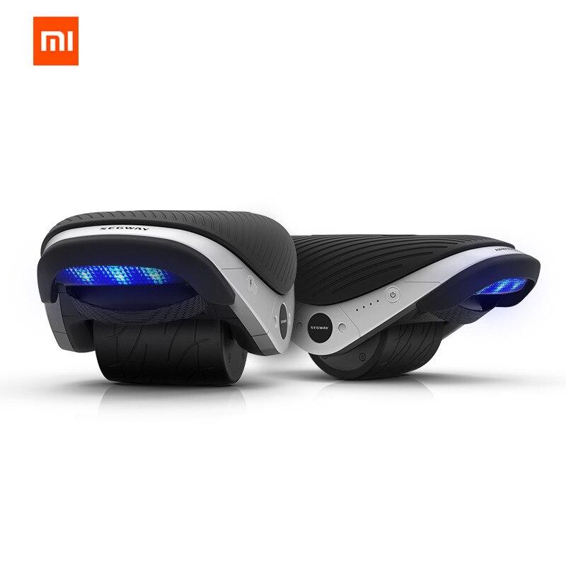 Original XIAOMI MIjia Ninebot Segway Drift W1 e-patins pour adultes/enfants 200 W 12 km/h charge Max 100 kg avec lumière LED RGB, en stock