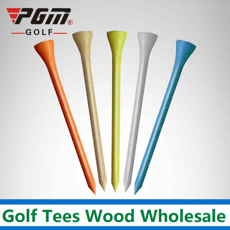100 pieces of Tees free shipping. Colorful WOOD golf tees bulk, golf tees wood wholesale