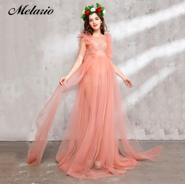 Online Shop Melario Maternity Dresses 2018 Fashion Maternity ...