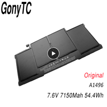 Original laptop battery A1496 For Apple For Macbook Air 13″ A1466 2013 2014 2015 Year 7.6V 7150Mah 54.4Wh