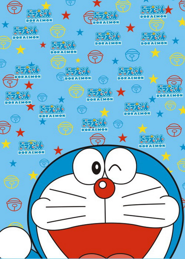 Doraemon Anime 150*200CM Single-layer Blanket #39507