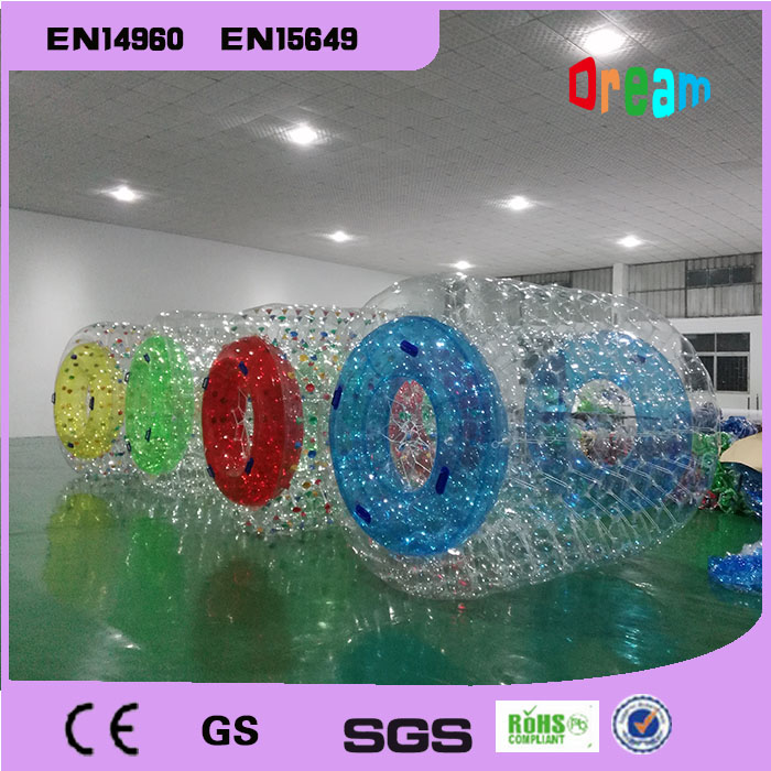 Free Shipping And Free a Pump Colorful Inflatable Water Walking Ball Inflatable Hamster Ball Water Roller Ball Rolling Ball free shipping nice bumper ball games bubble soccer ball inflatable water walking roller
