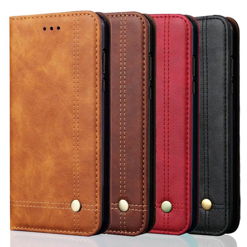 5.99'' Xiaomi Redmi5 Plus Flip Case Funda Xiaomi Redmi 5 Plus Case Leather Wallet Cover for Xiaomi Redmi 5Plus Cover Card Slot