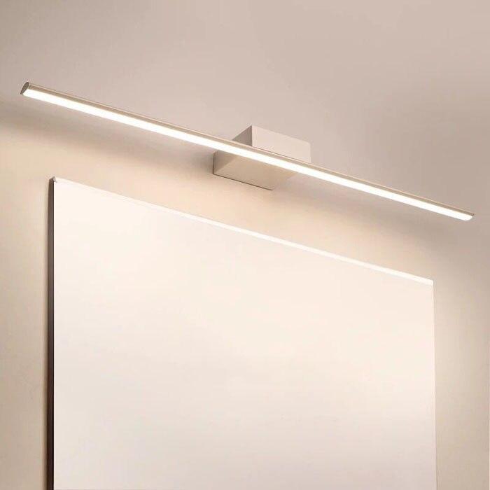 Einfache Moderne LED Spiegel Wandleuchte Badezimmer Spiegelschrank ...