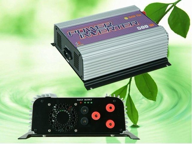 500W Grid Tie Power Inverter,with Dump Load Controller,Three 3 Phase Wind Turbine,AC/DC22V-60V(48V 24V) AC 110V 120V 130V,