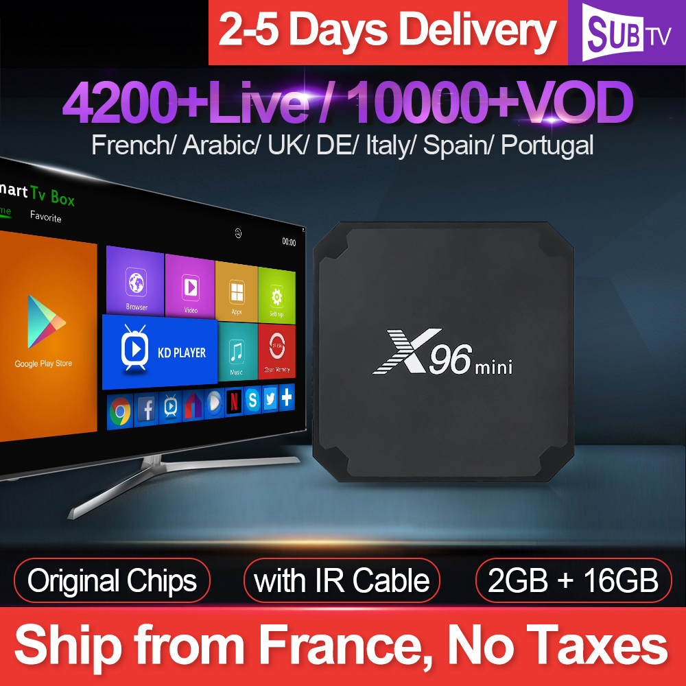 Leadcool IPTV France Subscription 1 Year QHDTV Code RK3229 Android TV Receivers Netherlands Belgium French Arabic