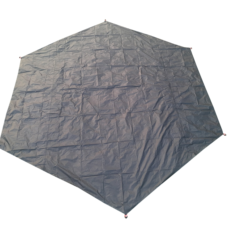 3F UL GEAR Outdoor Camping Tarp 2-3 Person 3 Season Large Ultralight Tarp Waterproof Windproof Backpacking Hiking Tent Footprint