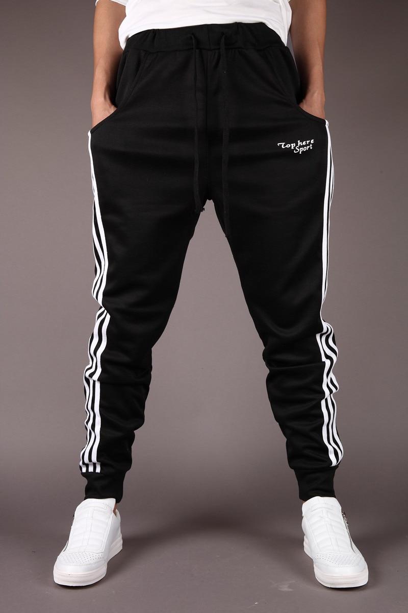 Pantalones Flojos De Moda Para Hombre