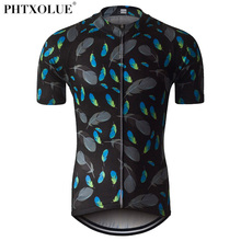 Phtxolue Summer Mens Cycling Jersey Mountain Mtb Bike Bicycle Cycling Clothing Men Shirt Wear Clothes Ciclismo Jersey QY0304