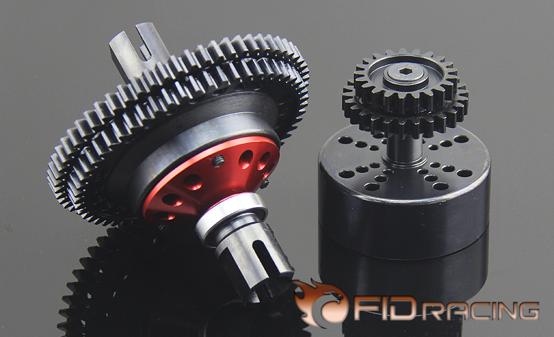 FID RACING 2 ความเร็วสูง 870ml ถังเชื้อเพลิงสำหรับ losi dbxl buggy-ใน ชิ้นส่วนและอุปกรณ์เสริม จาก ของเล่นและงานอดิเรก บน   2
